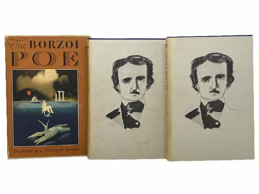 Image for The Complete Poems and Stories of Edgar Allan Poe, with Selections from His Critical Writings, Introduction, and Explanatory & Bibliographical Notes (The Borzoi Poe)