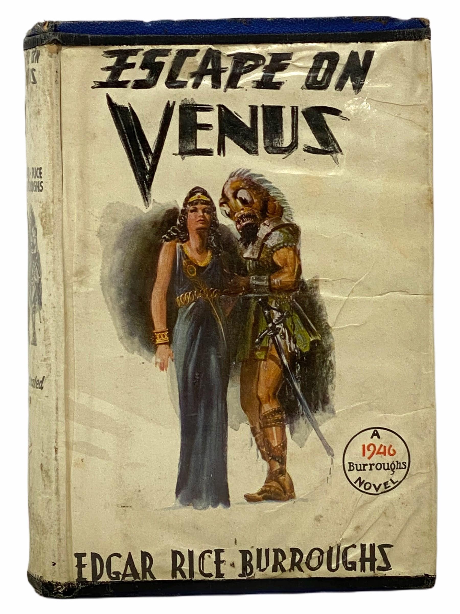 Image for Escape on Venus (Venus Series Book 4)