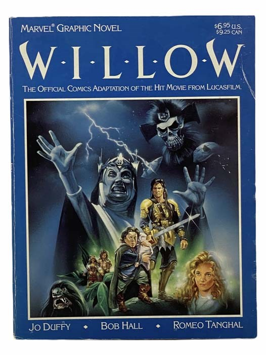 Image for Willow (Marvel Graphic Novel)