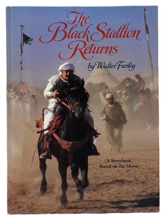 Image for The Black Stallion Returns (A Storybook Based on the Movie)