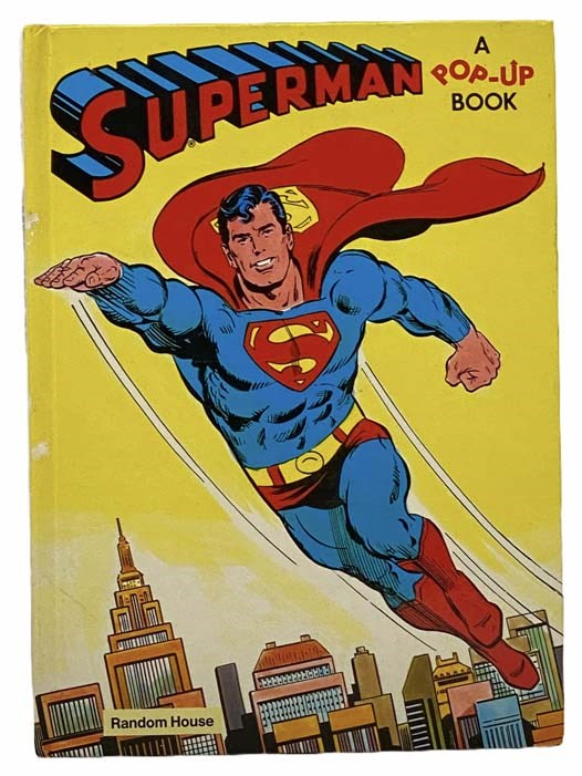 Image for Superman (Pop-Up Book No. 38)