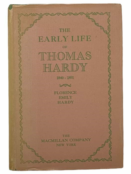Image for The Early Life of Thomas Hardy, 1840-1891