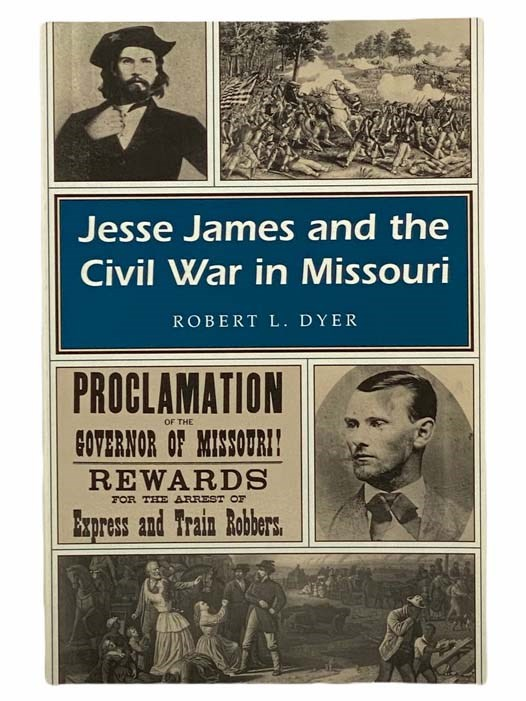 Image for Jesse James and the Civil War in Missouri (Missouri Heritage Readers Series)