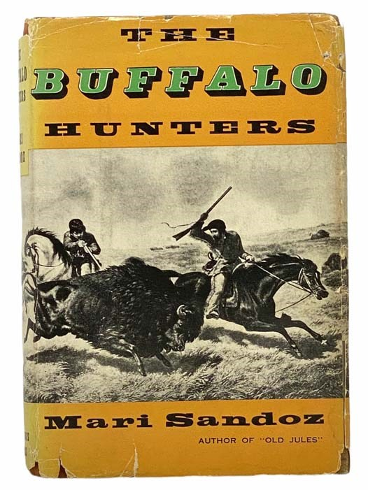 Image for The Buffalo Hunters: The Story of the Hide Men