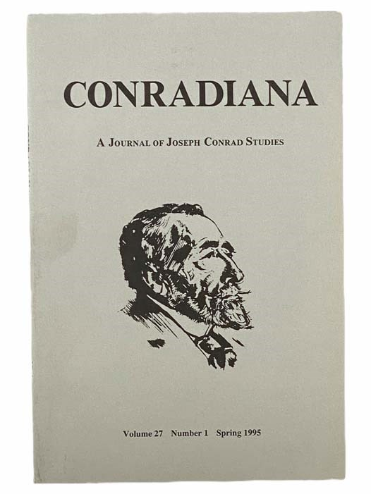 Image for Conradiana: A Journal of Joseph Conrad Studies (Volume 27, Number 1, Spring 1995)