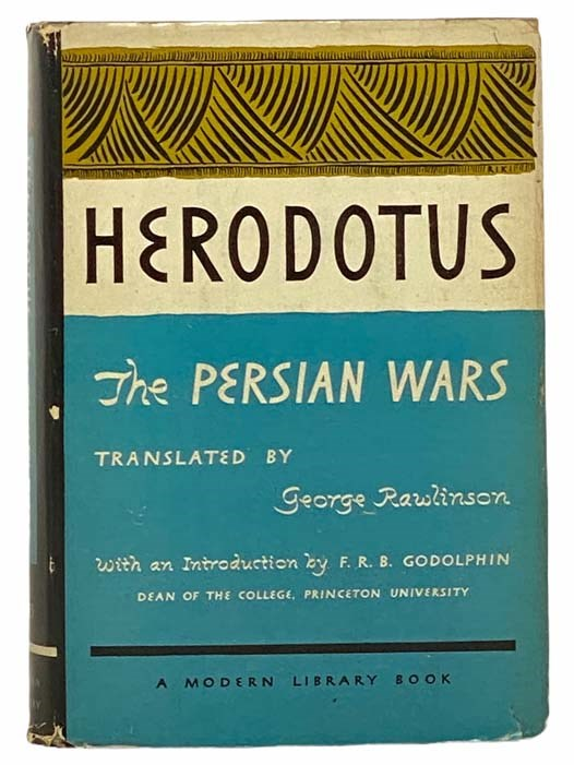 Image for The Persian Wars (The Modern Library of the World's Best Books ML 255)