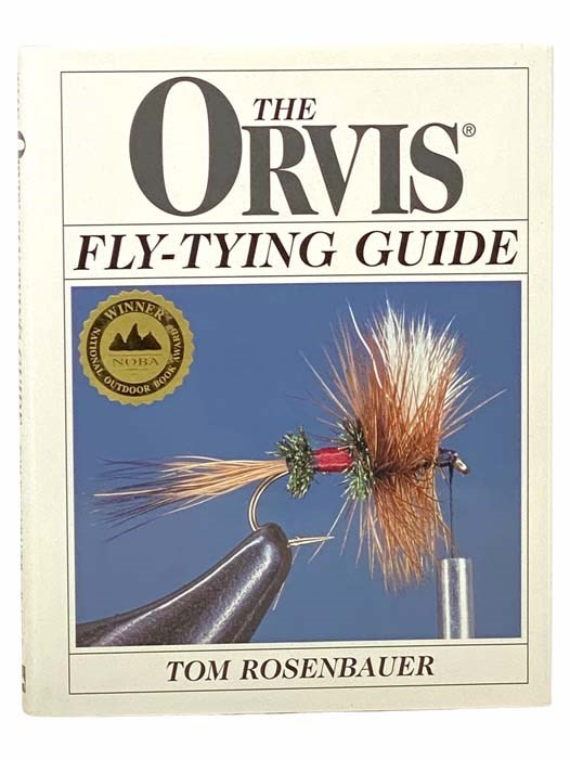 Image for The Orvis Fly-Tying Guide