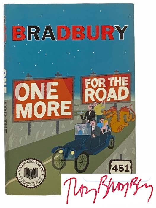 Image for One More for the Road: A New Story Collection