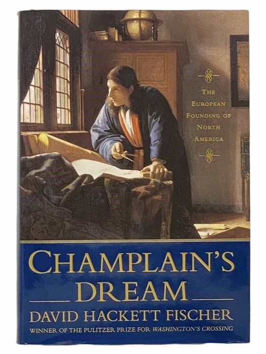 Image for Champlain's Dream: The European Founding of North America