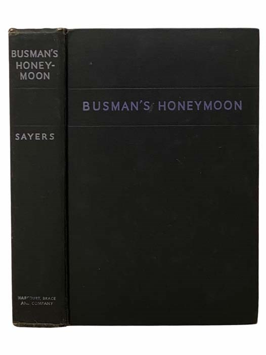 Image for Busman's Honeymoon: A Love Story with Detective Interruptions