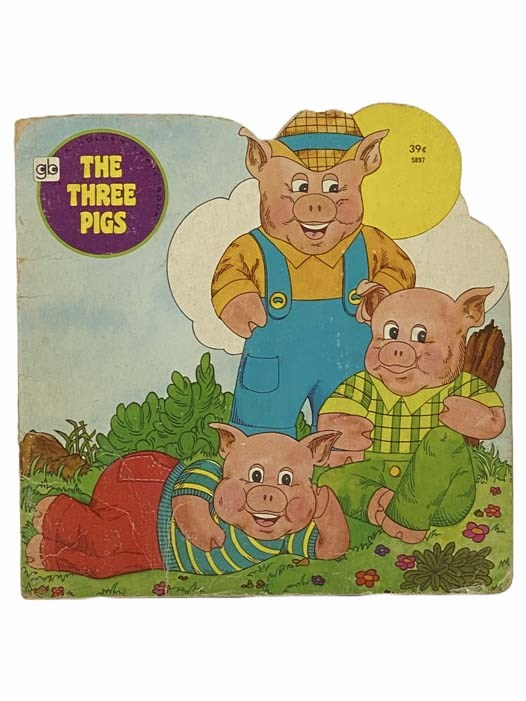 Image for The Three Pigs (A Golden Shape Book)