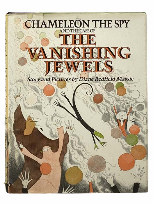 Image for Chameleon the Spy and the Case of the Vanishing Jewels