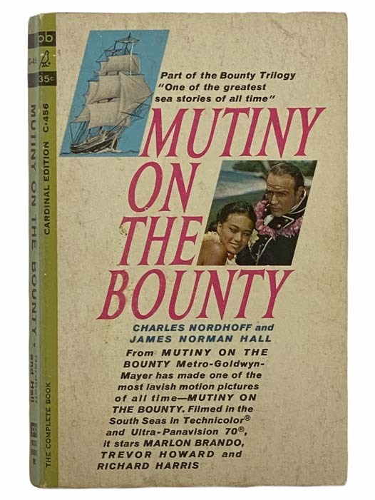 Image for Mutiny on the Bounty (Cardinal C-456)