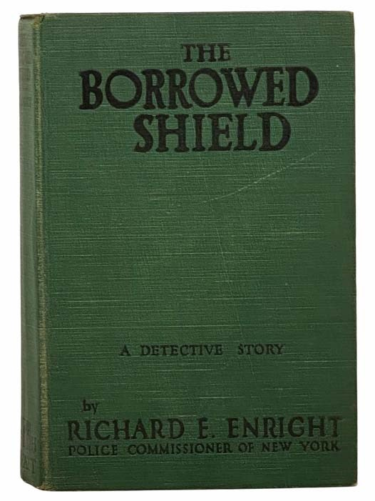 Image for The Borrowed Shield: A Detective Story
