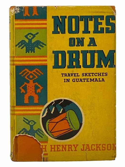 Image for Notes on a Drum: Travel Sketches in Guatemala