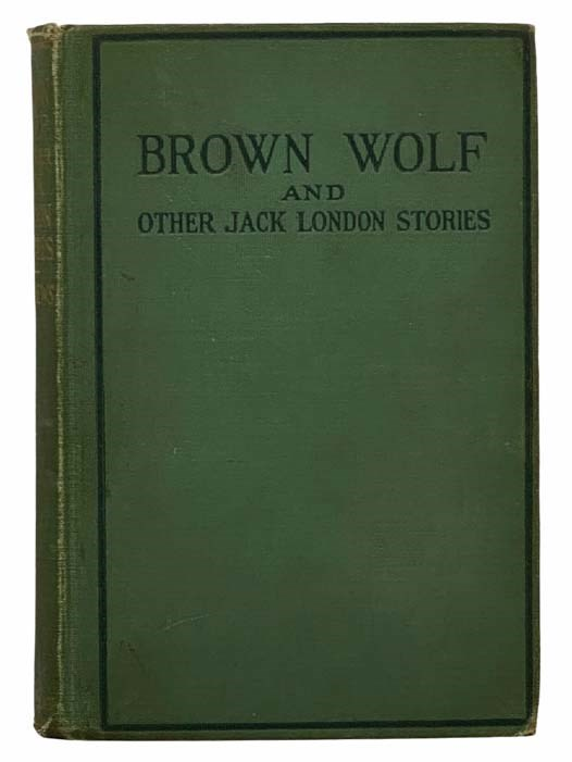 Image for Brown Wolf and Other Jack London Stories