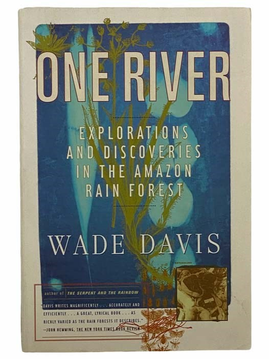 Image for One River: Explorations and Discoveries in the Amazon Rain Forest