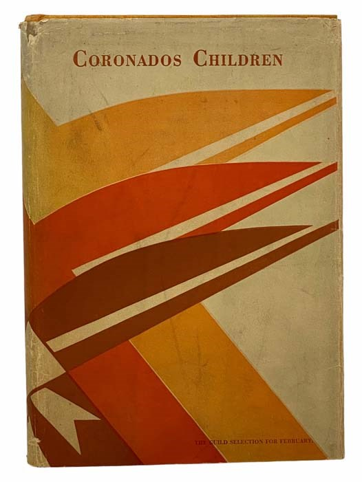 Image for Coronados Children: Tales of Lost Mines and Buried Treasures of the Southwest