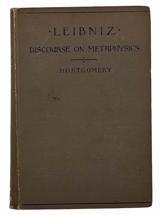 Image for Leibniz: Discourse on Metaphysics, Correspondence with Arnauld, and Monadology