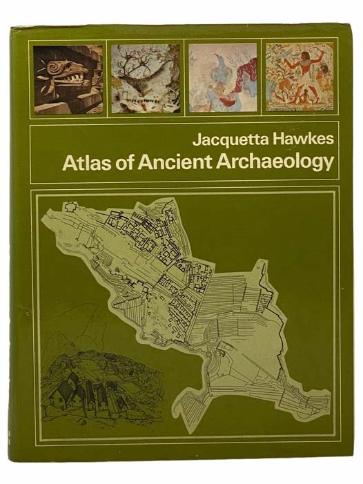 Image for Atlas of Ancient Archaeology