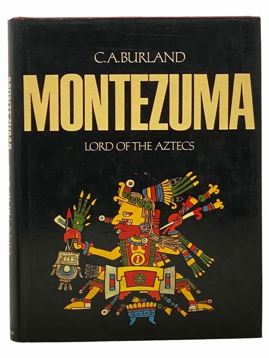 Image for Montezuma: Lord of the Aztecs