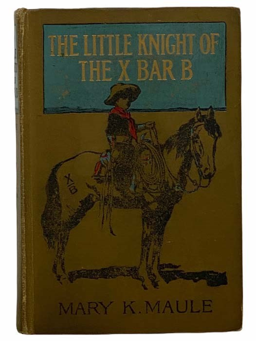 Image for The Little Knight of the X Bar B