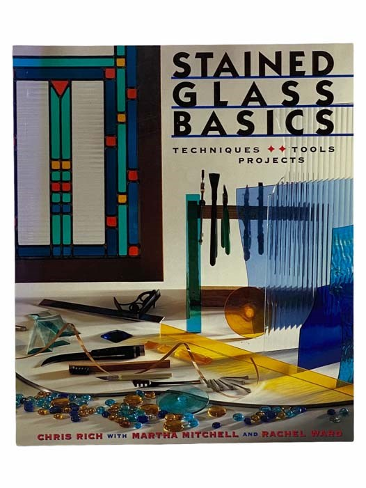 Image for Stained Glass Basics: Techniques, Tools, Projects