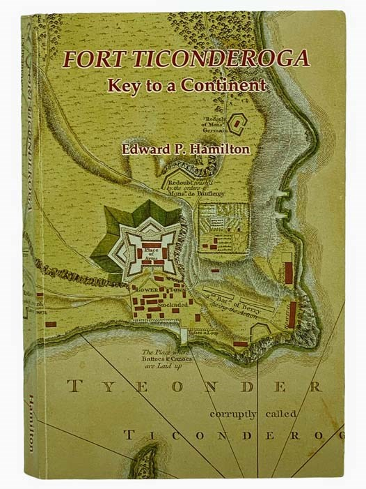 Image for Fort Ticonderoga: Key to a Continent