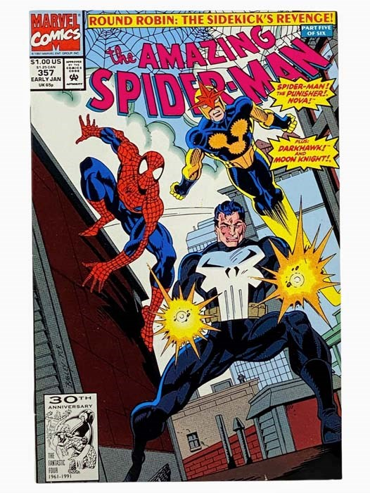 Image for The Amazing Spider-Man No. 357