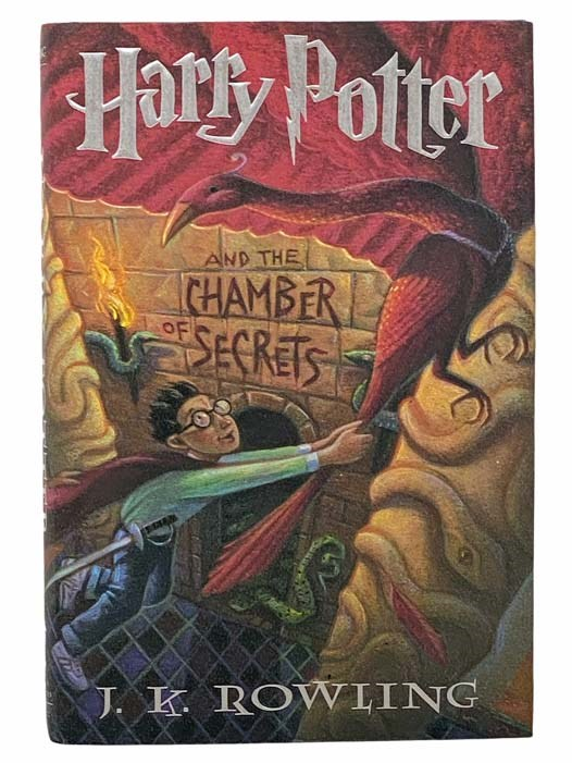 Image for Harry Potter and the Chamber of Secrets (Year 2 at Hogwarts)