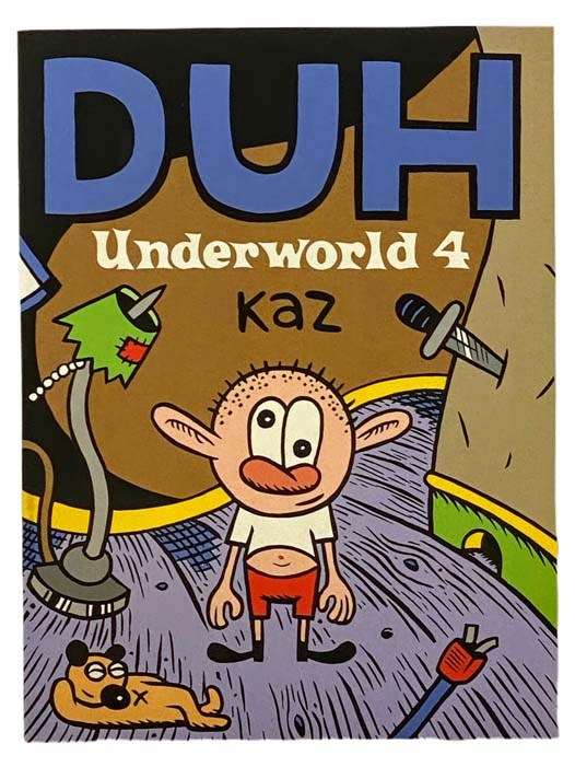 Image for Underworld: DUH (Volume 4)