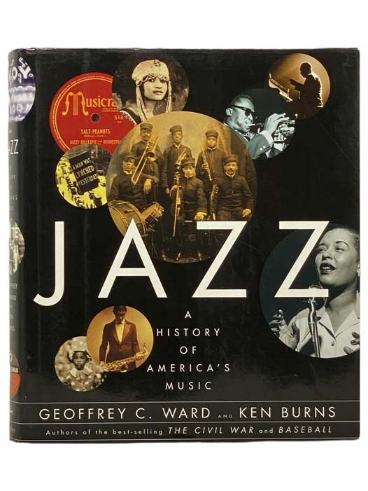 Image for Jazz: A History of America's Music