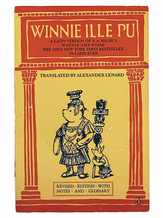 Image for Winnie Ille Pu: A Latin Version of A. A. Milne's Winnie-the-Pooh (Latin Text)