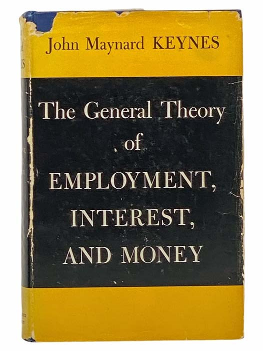 Image for The General Theory of Employment, Interest, and Money