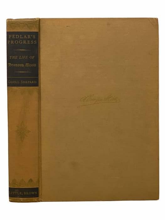Image for Pedlar's Progress: The Life of Bronson Alcott