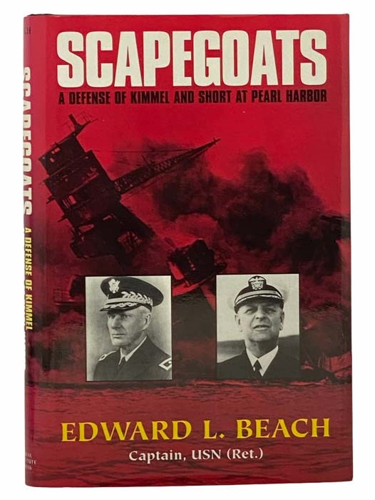 Image for Scapegoats: A Defense of Kimmel and Short at Pearl Harbor