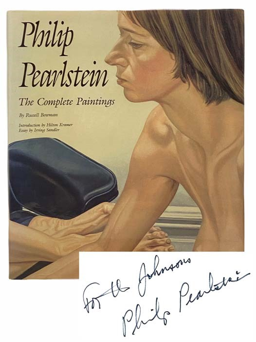 Image for Philip Pearlstein: The Complete Paintings