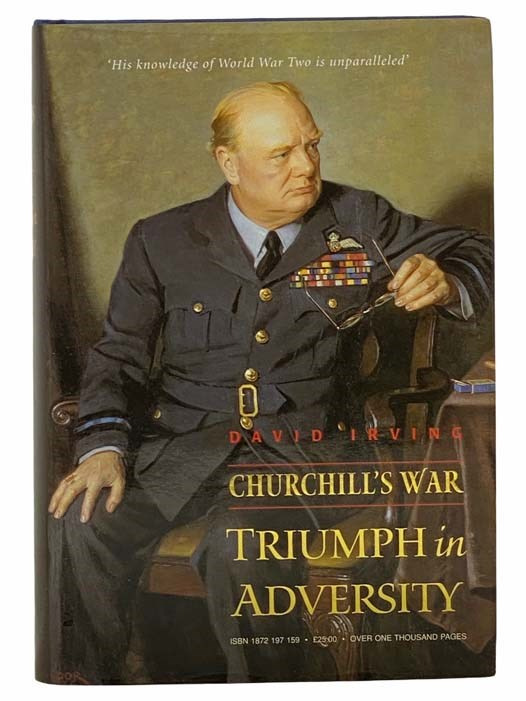 Image for Churchill's War II: Triumph in Adversity