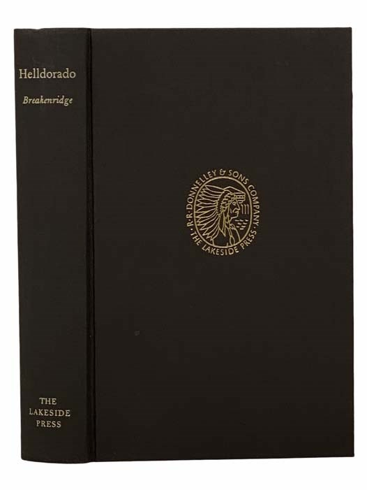 Image for Helldorado: Bringing the Law to the Mesquite (The Lakeside Classics, Vol. 80)