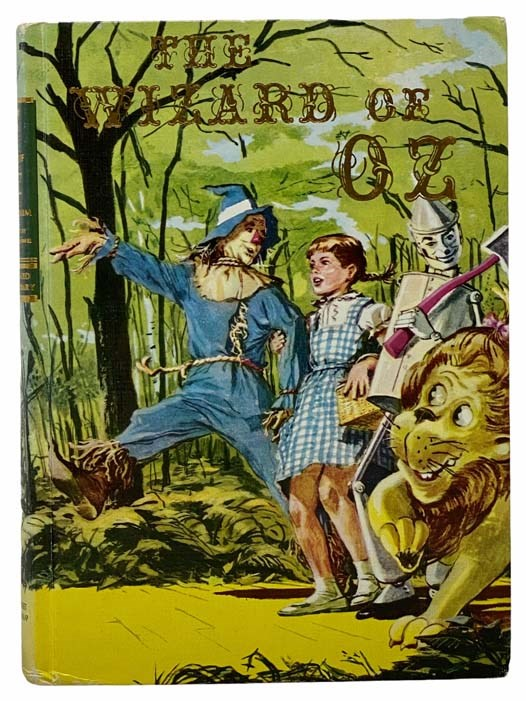 Image for The Wizard of Oz (Illustrated Junior Library)