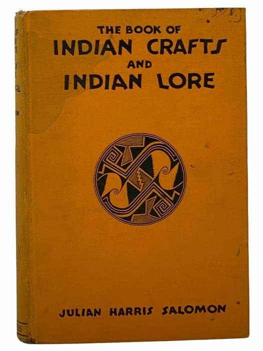 Image for The Book of Indian Crafts and Indian Lore