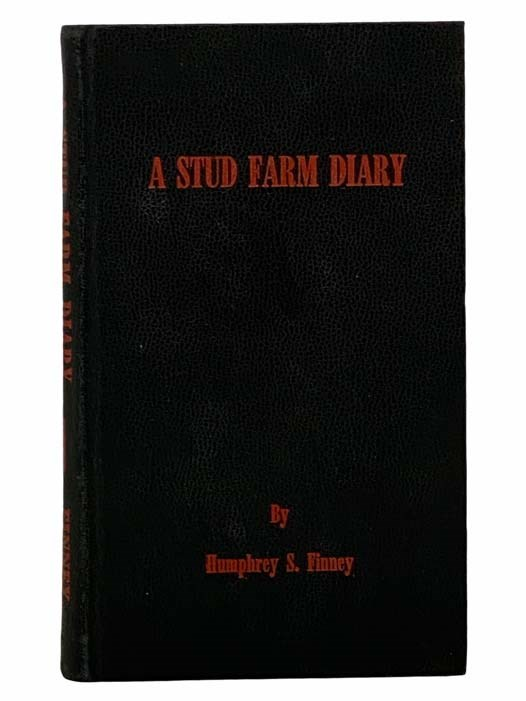Image for A Stud Farm Diary