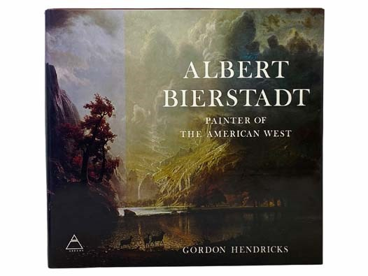 Image for Albert Bierstadt: Painter of the American West