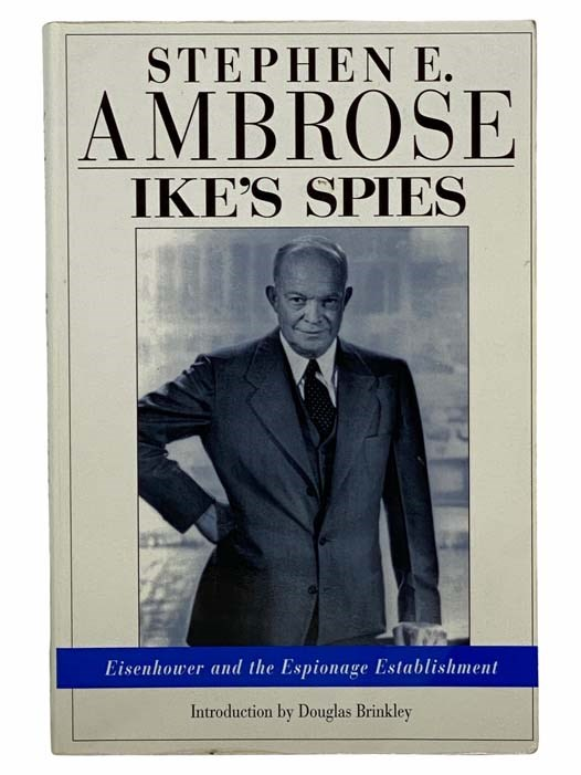 Image for Ike's Spies: Eisenhower and the Espionage Establishment