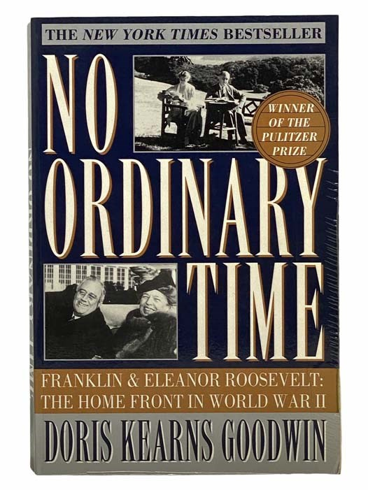Image for No Ordinary Time -- Franklin and Eleanor Roosevelt: The Home Front in World War II