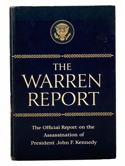 Image for The Warren Report: The Official Report on the Assassination of President John F. Kennedy