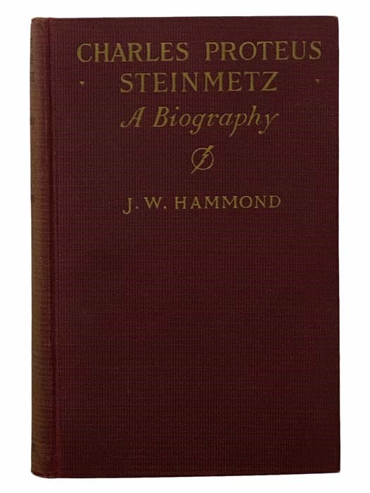Image for Charles Proteus Steinmetz: A Biography