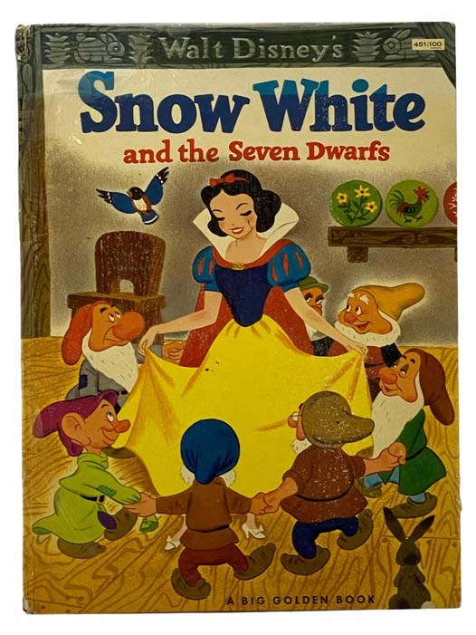 Image for Walt Disney's Snow White and the Seven Dwarfs: A Big Golden Book [Dwarves]