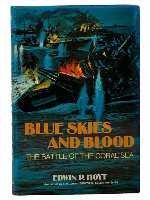 Image for Blue Skies and Blood: The Battle of the Coral Sea