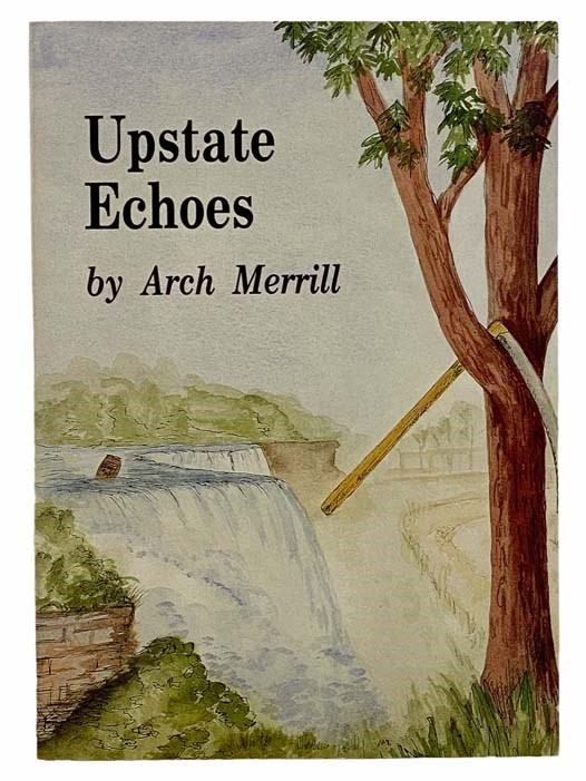 Image for Upstate Echoes (Arch Merrill's New York Series Book 9)
